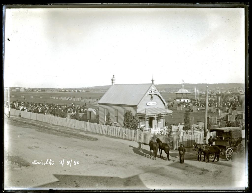 Lambton Council Chambers