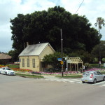 Lambton Library. Former Council Chambers.