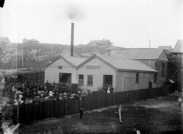 Lambton Electric Light Generating Station