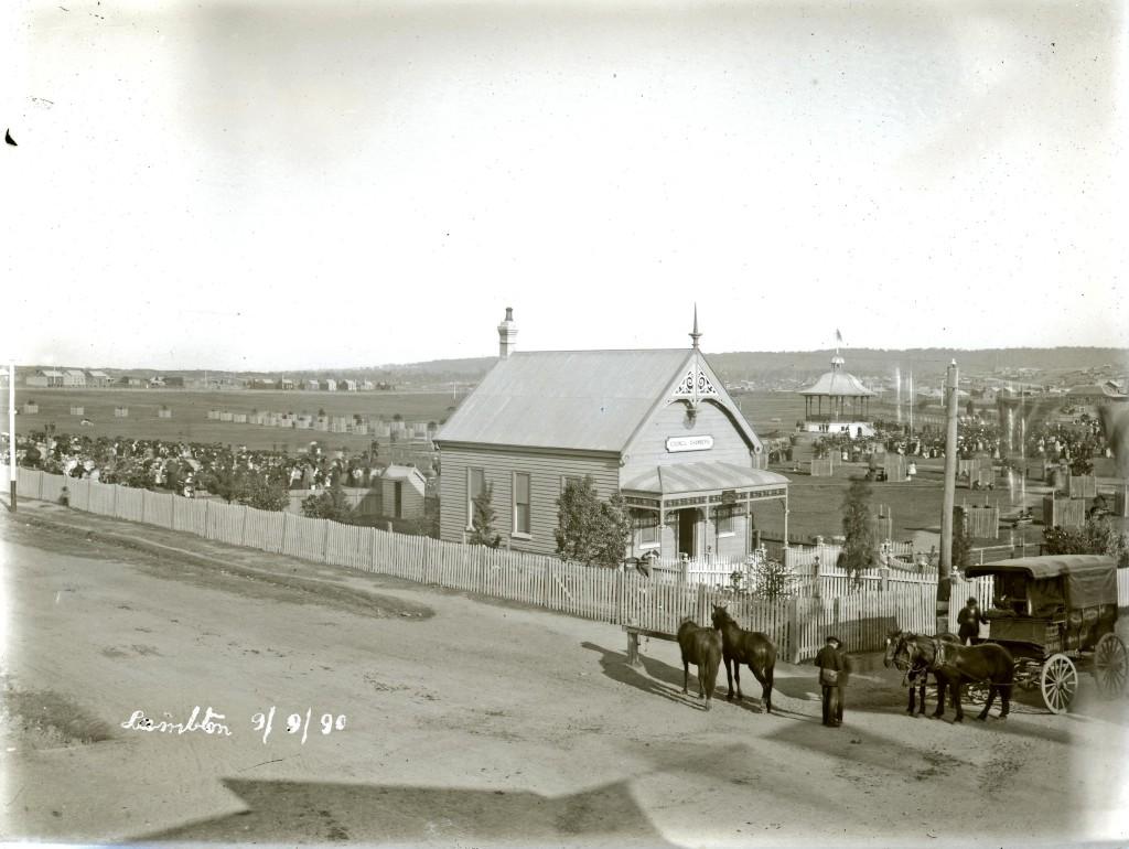 Lambton Park 1890