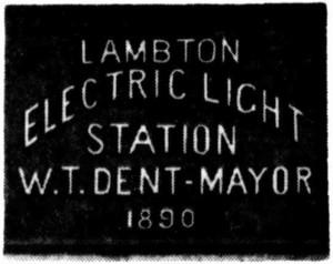 electriclightplaque