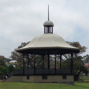 Lambton Park Rotunda 2014