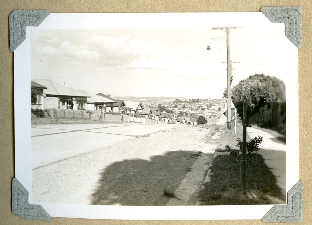 Lockyer St Adamstown. circa 1950s. University of Newcastle Cultural Collections.