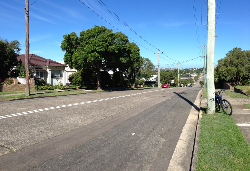 Lockyer St Adamstown. 1st January 2016