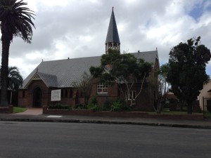 St Peter's Anglican Church Hamilton.