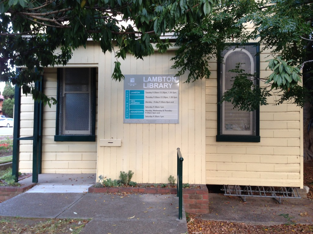 Lambton branch library