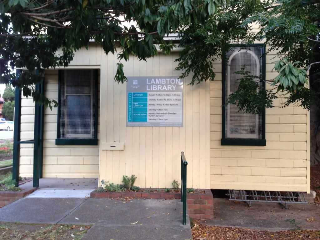 Lambton branch library