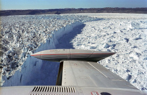 Jakobshavn Glacier. (WikiMedia)