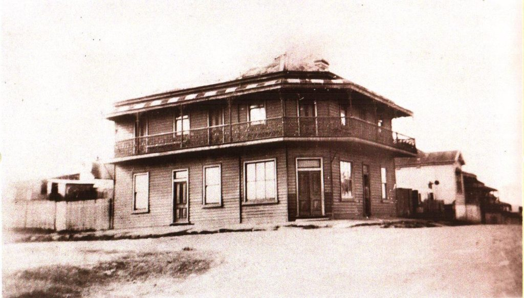 "The former ""Reservoir Hotel"", Newcastle Road, Lambton."