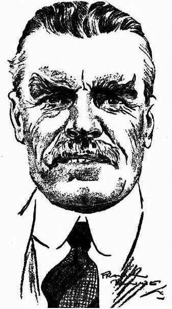 "This illustration of Matthew Charlton appeared in 11 Oct 1925 edition of ""The Truth"" newspaer, iin the lead up to the November 1925 Federal election."