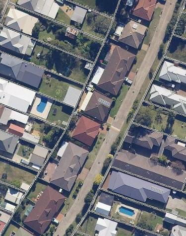 Housing on former Gully Line railway corridor